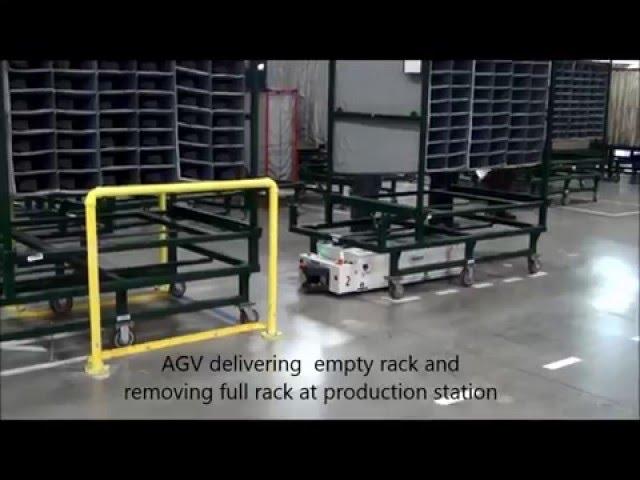 Savant 'Tape-Free' AGC -- Tunnel Style