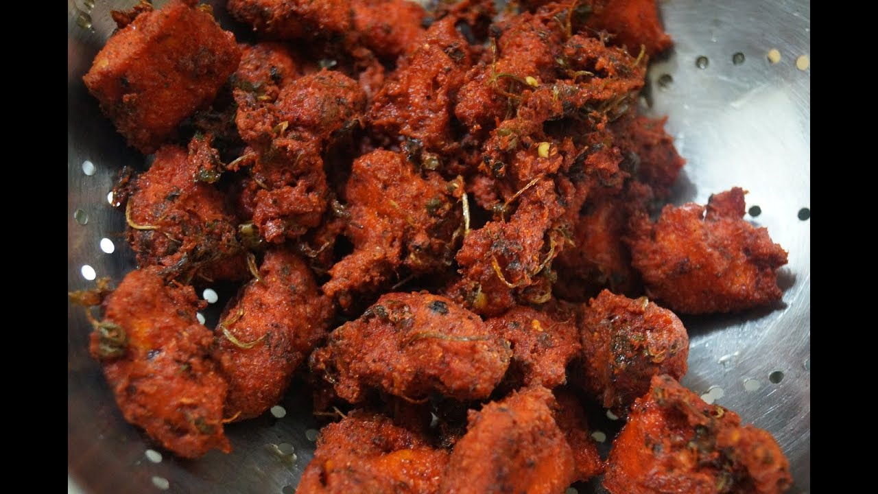 Chicken pakora street food telugu vantalu youtube forumfinder Choice Image