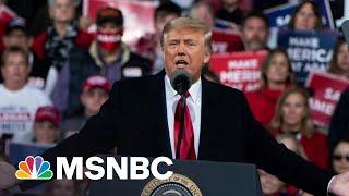 Supreme Court Dismisses Lawsuit Over Trump Blocking Twitter Users   Hallie Jackson   MSNBC
