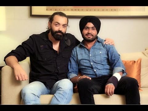 BOBBY DEOL in Touchdown Punjab