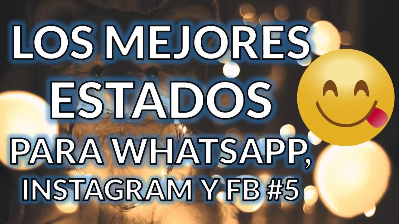 Estados Para Whatsapp 2018 Y Frases Frases De Amor Estados