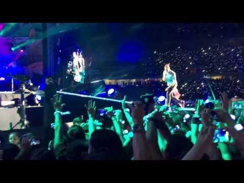 A Sky Full of Stars - Coldplay en Lima, Perú Estadio Nacional 5 de abril 2016