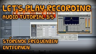 Let's Play Recording Tutorial [03] [Audio Gate & Equalizer] [Deutsch German] thumbnail