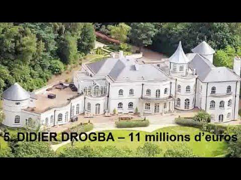De duurste huizen luxe villa s en paleizen van de beroemde en