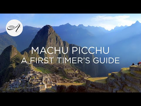 Visit Machu Picchu: A first timer's guide with Audley Travel