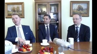 Debaty przy kawie samorządu radców prawnych - o RODO thumbnail