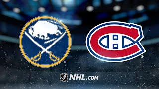 Price shuts out Sabres, 3-0, in return from injury