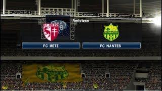 Metz vs Nantes - Goals & Highlights - Ligue 1