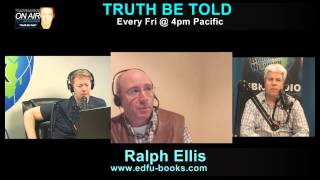 Author Ralph Ellis talks Arc of the Covenant and Jewish Zodiac on TRUTH BE TOLD
