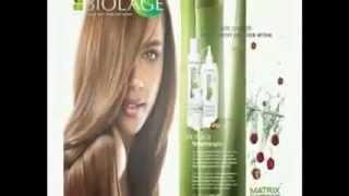 видео Уход за волосами от Matrix Biolage. Обсуждение на LiveInternet
