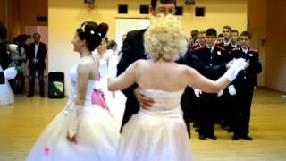 Казачий кадетский корпус г.Буденновска-Кадетский бал