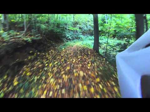 """Singletrails Osterode (Harz) HD - Teil 8 - Lichtenstein & """"Freeride-Track"""" von YouTube · Dauer:  6 Minuten 58 Sekunden"""