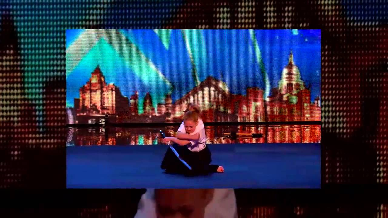 Download Don't mess with karate kid Jesse ¦ Audition Week 2 ¦ Britain's Got Talent 2015
