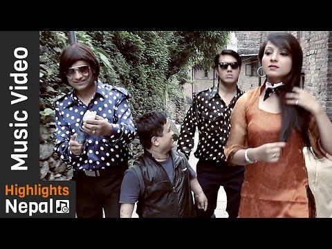 Musu Musu - New Newari Comedy Song 2016/2073   Rupen Shrestha