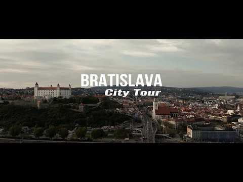 Bratislava - City Tour 2018 (4K) | Let's Travel