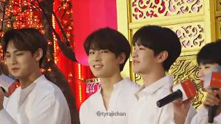 [FANCAM] 190216 SEVENTEEN Introducing Themselves @ SEVENTEENXTheSAEM Fansign In Malaysia