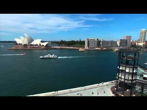 Sydney Harbor HD 720p