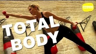 Fitness Master Class - Total Body : exercices pour sculpter son corps