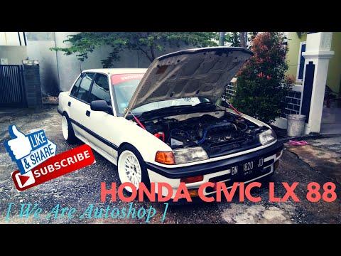 Honda civic lx 88 dual carb vtec