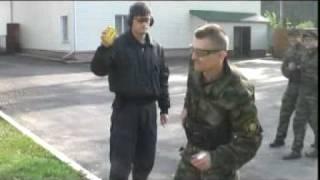 Подготовка телохранителей(