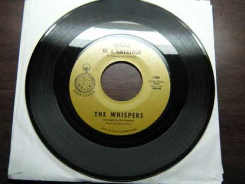 THE WHISPERS - NEEDLE IN A HAYSTACK