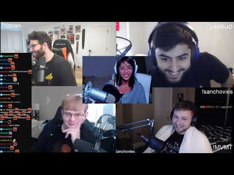 THIS GIRL ROASTS YASSUO ON STREAM ABOUT HYOON | TYLER1 DOESN'T EVEN KNOW WHAT HAPPENED | LOL MOMENTS