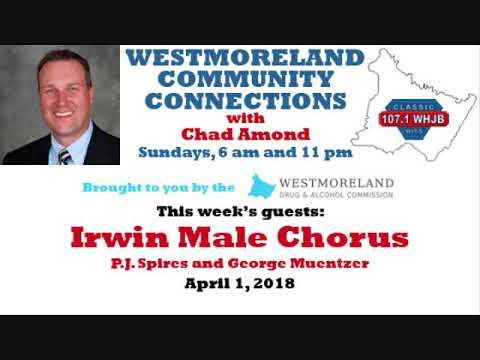 Westmoreland Community Connections: April 1, 2018