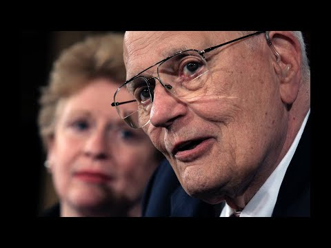 John Dingell honored in D.C. funeral mass