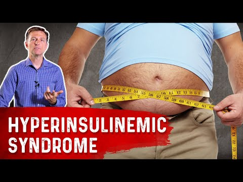 An Interesting Paper on Hyperinsulinemic Syndrome