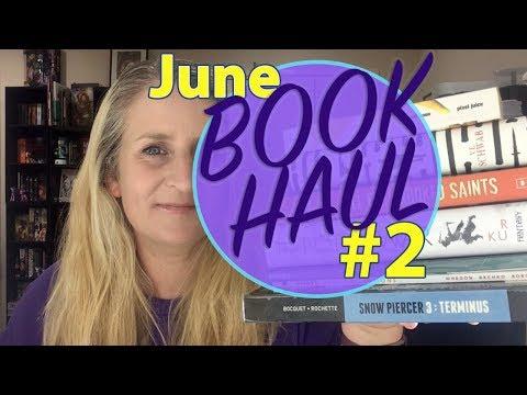 June 2018 Book Haul 2