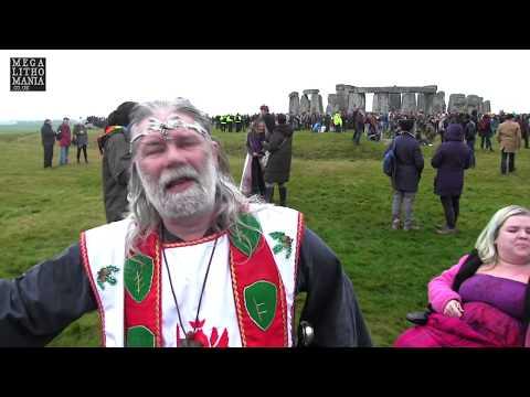 Winter Solstice Stonehenge Celebrations 2017