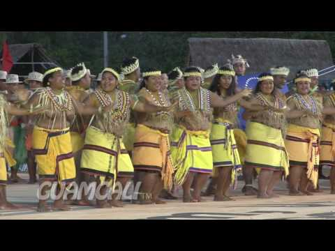 "GUAM FESTPAC 2016 "" FEDERATED STATES OF MICRONESIA"""