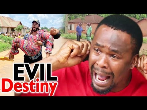 Evil Destiny Season 1&2  - {New Movie} Zubby Micheal 2019 Latest Nigerian Nollywood Movie ll Full HD