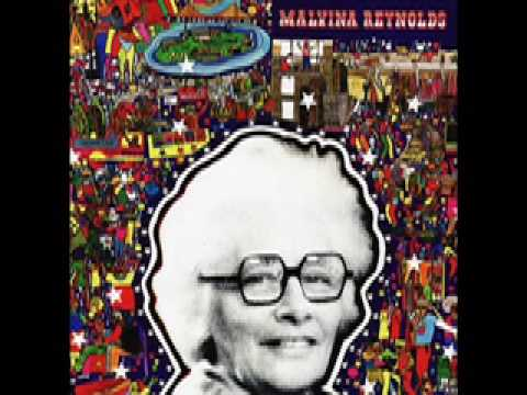 Malvina Reynolds - It Isn't nice