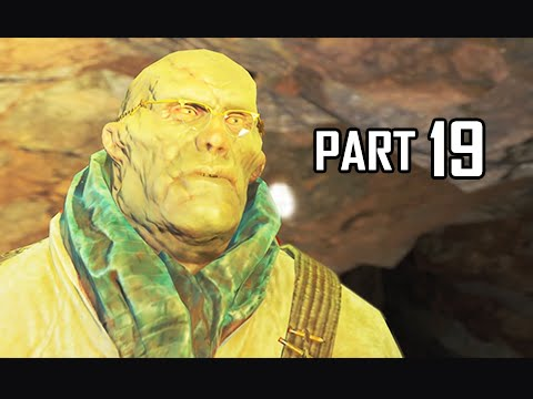 Fallout 4 Walkthrough Part 19 - The Glowing Sea (PC Ultra Let's Play Commentary)
