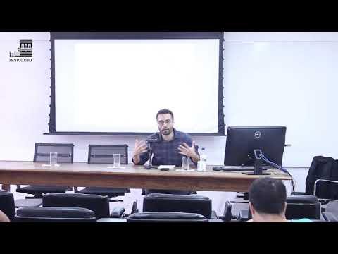 Ciclo de palestra 2019 Rafael Godoi