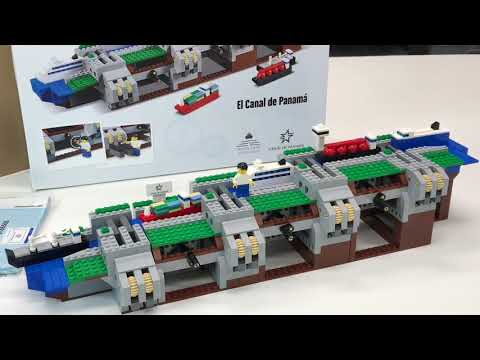 LEGO Education Panama Canal Set Offer - set 2000451 Limited Edition