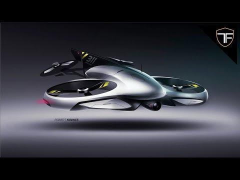 10 CRAZY Kickstarter Drone Inventions!