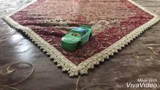 Disney Pixar Cars 3 Diecast Bobby Roadtesta (Carbon Cyber Racer Number 67)