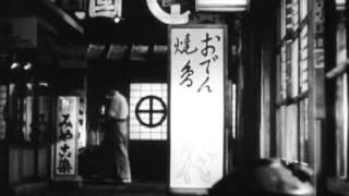 A tribute to Yasujiro Ozu, clips from Tokyo Story.