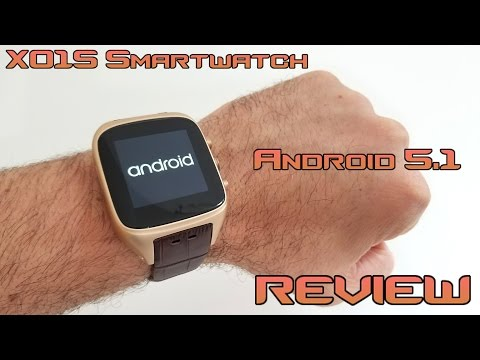 Ourtime X01S Smartwatch Phone REVIEW – Android 5.1, 2MP Camera