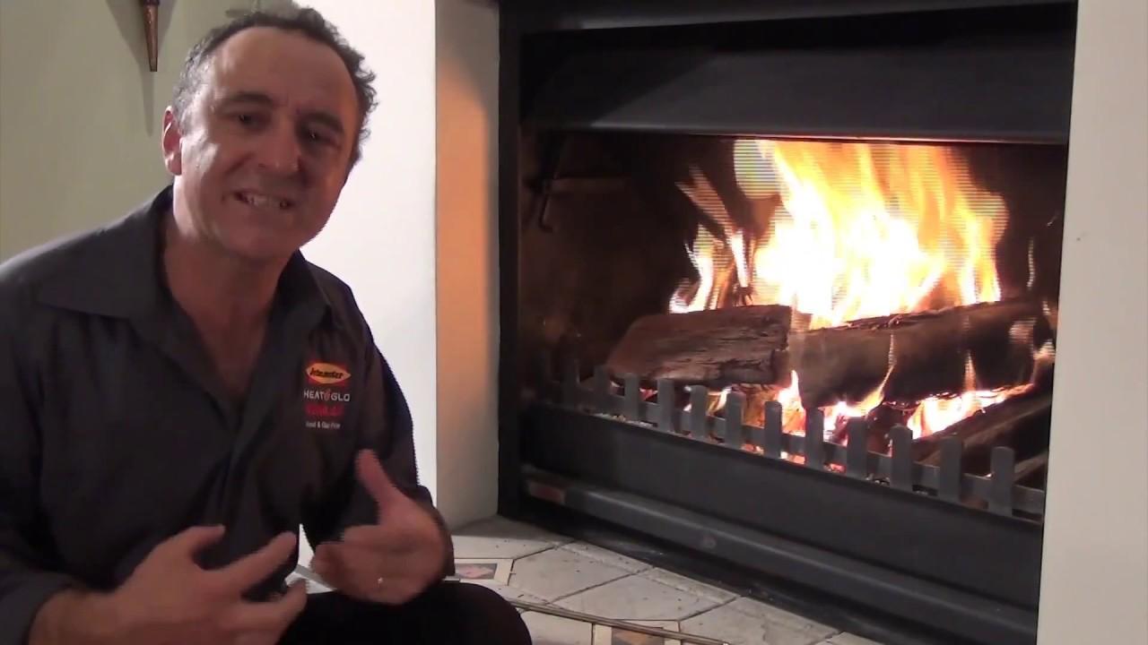 gas log fire company jetmaster universal open fireplace youtube