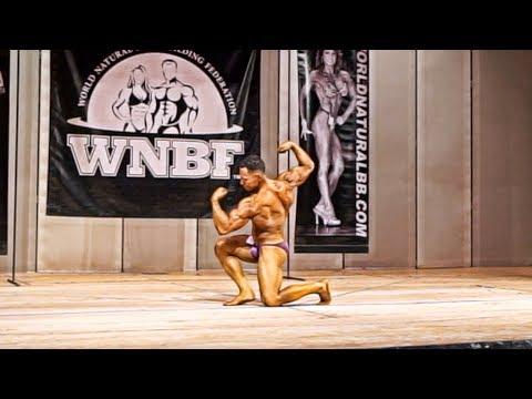 Eduardo Cruz At The Ocean State Classic Bodybuilding