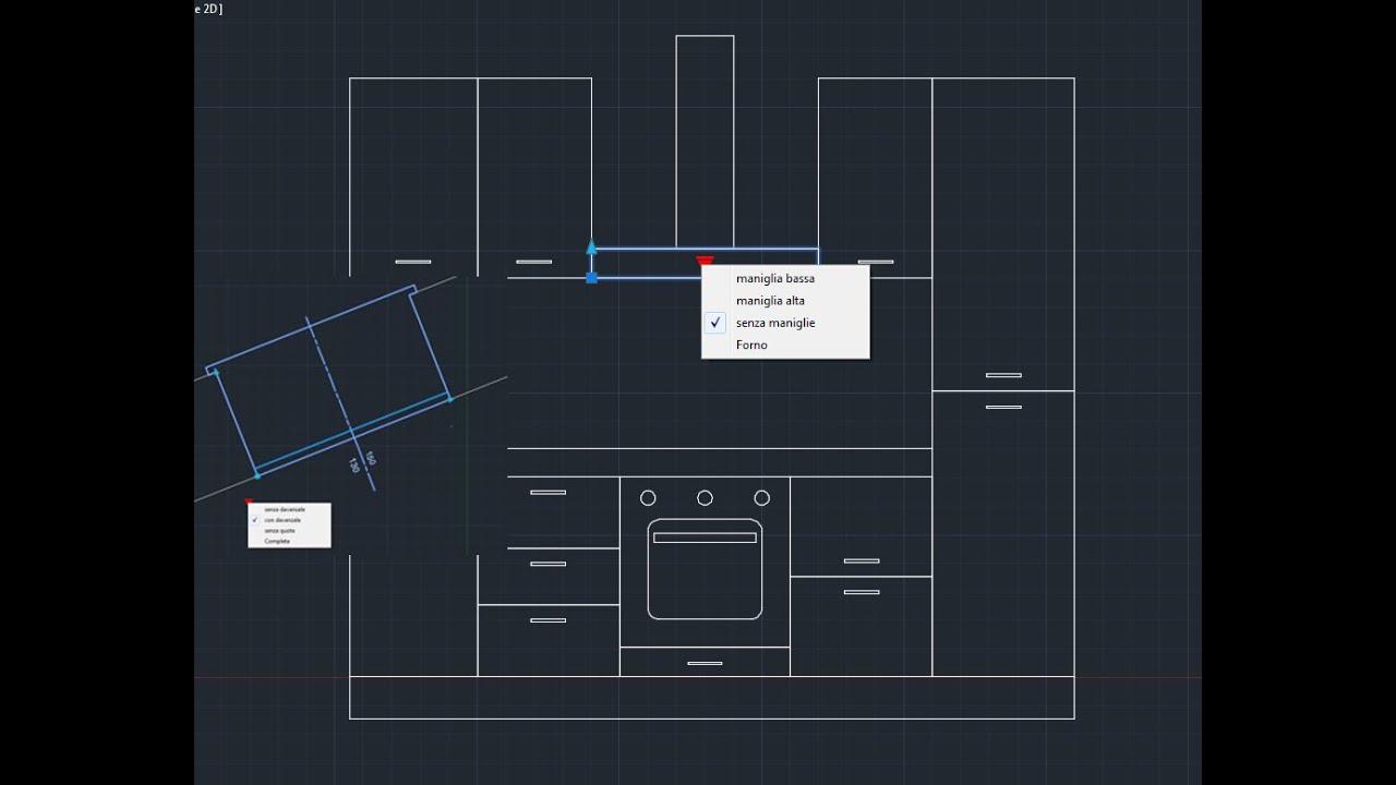 Uscire Da Finestra Layout Autocad - Design Per La Casa Moderna ...