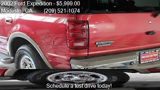 2002 Ford Expedition Eddie Bauer 4WD 4dr SUV for sale in Mod