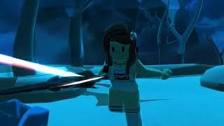 ROBLOX Dungeon Quest Die Schlacht auf dem Eis Boss Animation EP4