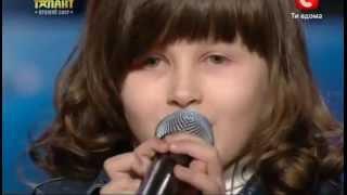Украина мае талант 4! - Гала-концерт - Подборка 'Дети' [02.06.12]   МегаТалант TV