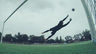 TOP 5 - Best Goalkeeper Saves I WEEK #72 2015
