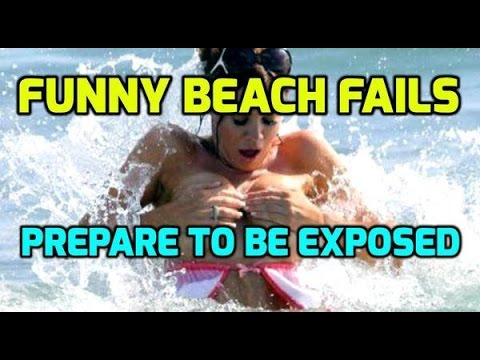 Funny Beach Fails - Prepare to be Exposed thumbnail