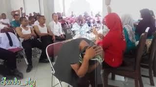 Orang Jahil VS muka TNI takut di Suntik